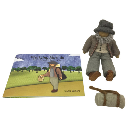 Waltzing Matilda, Book and Toy