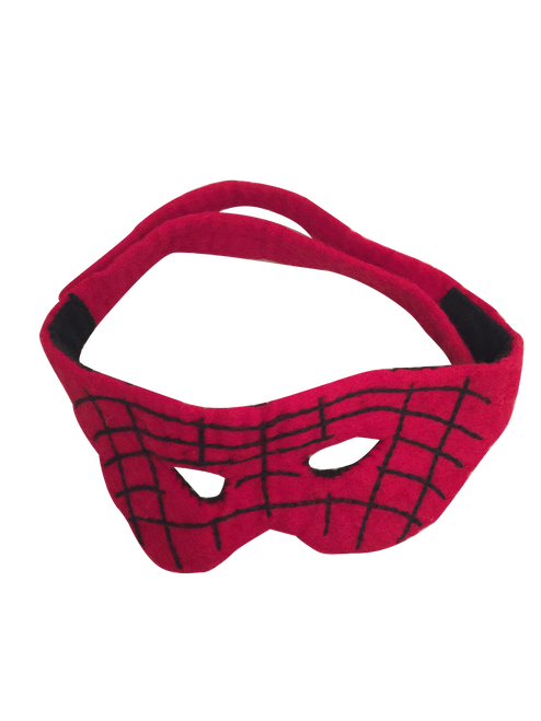 Our masks are all lined with fleece for comfort and are sold in 3's.