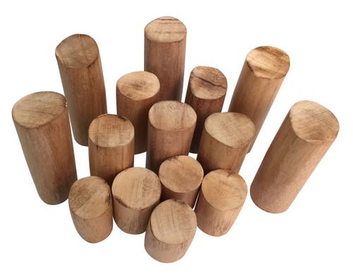 Mango Wood stacking trunks