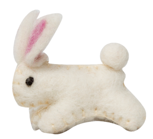 Mini Bunny, sold in packs of 6pc