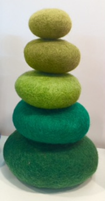 Green stack