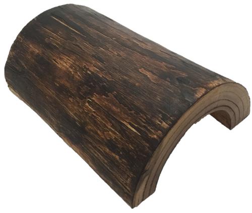 Half Hollow Log