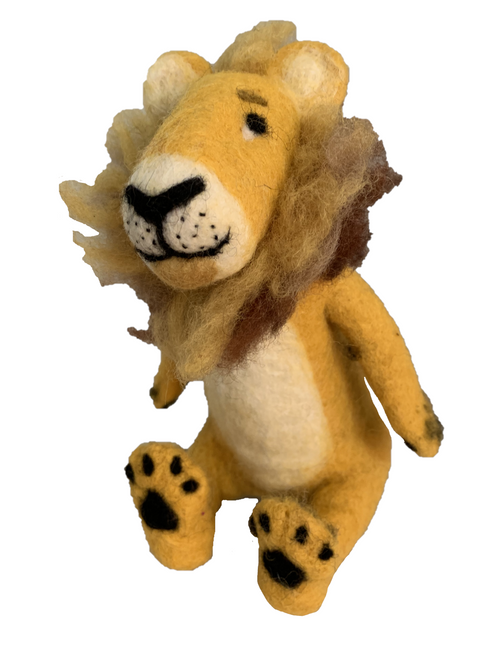 Daddy lion, sold in sets of 2 pieces