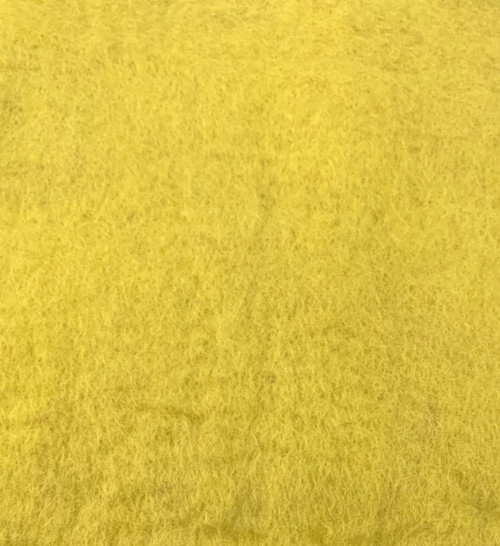 1x1 mt pure wool felt mat.