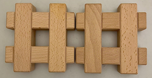 Phatt Hashtags based on a thickness of 3.5cm The space in the middle fits our Phatt cubes.