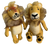 Son Lion is shown on the left but is not included. Sold separately.
