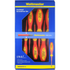 Wattmaster 6pce 1000V Insulated Screwdriver Set - WAT620757