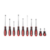 Milwaukee 10pce Magnetic Tip Screwdriver Kit - 48222714