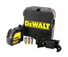 Dewalt 2 Way Self Levelling Cross Line Laser KitBox # DW088K-XE