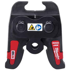 Milwaukee M18 FORCE LOGIC Jaw Ring for Press Tool 65 -100 #M18HPT-JRS