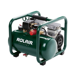Rolair Ultra Quiet Oil Free Air Compressor 10LT - JC10PLUS
