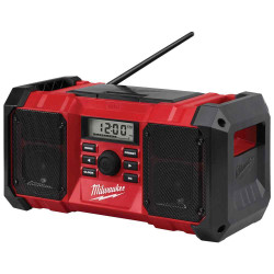 Milwaukee M18 Jobsite Radio 18v - M18JSR-0