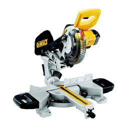 Dewalt 18V Cordless XPS Mitre Saw 184mm - Skin Only - DCS365N-XE
