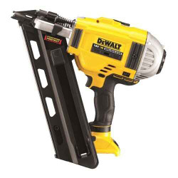 Dewalt Cordless 18V XR Li-Ion Brushless 2 Speed Framing Nailer Skin BONUS - DCN692N-XE