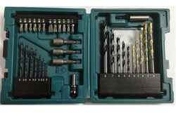 Makita 34pce Screw Tip and Drill Bit Set #D-36996