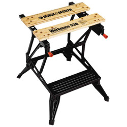 Black and Decker Dual Height Workbench - WM536