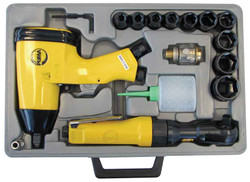Puma 17pce 1/2 Impact and Ratchet Wrench Kit #PAT-5000A