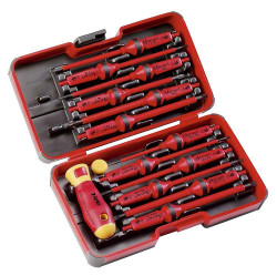 Felo E-Smart Insulated Screwdriver Set VDE - 06391306
