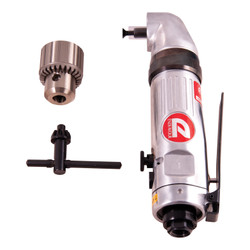 Endeavour Right Angle Industrial Reversible Air Drill - E5355