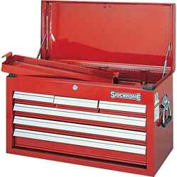 Sidchrome 6 Drawer Tool Chest - SCMT50216