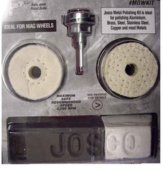Josco Metal Polishing Kit - MGWKIT