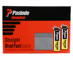 Paslode 25mm C Series 16ga Galvanized Nails - Pack of 3000 #B20623