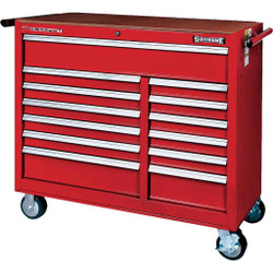 Sidchrome 13 Drawer WideBoy Tool Trolley - SCMT50224