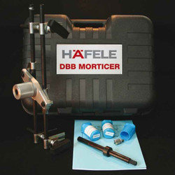 Hafele Door Lock Morticer Jig Attachment Kit - DBB-MORTICER