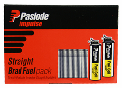Paslode 38mm ND Series 14ga Galvanized Nails - Pack of 2000 #B20641