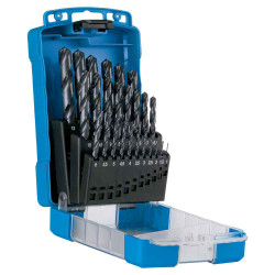 Sutton 25pce Metric SM3 Blue Bullet Drill Set - D102SM3
