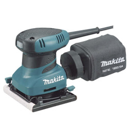 Makita Finishing Palm Sander - BO4556K
