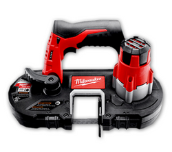 Milwaukee M12 Cordless 12V Bandsaw - SKIN ONLY #M12BS-0