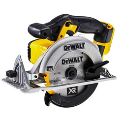Dewalt 18V Lithium Ion XR Series Cordless Circular Saw Skin # DCS391N-XE
