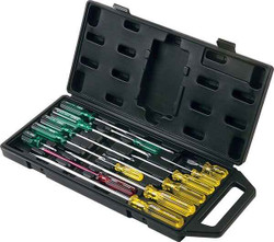 Stanley 14pce Acetate Screwdriver Set Carry Case - 65.750
