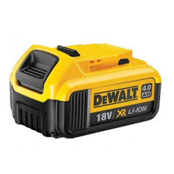 Dewalt 18V 4.0Ah Lithium Ion XR Series Slide Battery Pack - DCB182-XE
