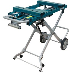 Makita Fully Adjustable Jobsite Mitre Saw Trolley Stand - WST05