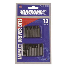 Kincrome 13pce Impact Driver Bits #ID3555