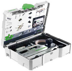 Festool Guide Rail Accessory Starter Set In Systainer #497657