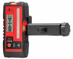Leica Red and Green Laser Receiver - RGR200