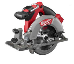 Milwaukee M18 FUEL Brushless 18v Cordless 165mm6 1/2 Circular Saw - SKIN ONLY #M18CCS55-0