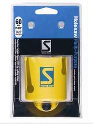 Sutton 60mm 2-3/8 TCT Multi-Purpose Holesaw #H1110600