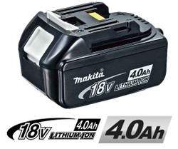 Makita 18V 4.0Ah Lithium Ion Battery - BL1840B