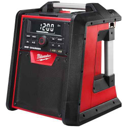 Milwaukee M18 Cordless Radio Charger - SKIN ONLY # M18RC-0