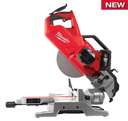 Milwaukee M18 Cordless 216mm Slide Mitre Saw - Skin Only #M18SMS216-0