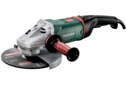 Metabo 230mm 9 Angle Grinder MVT 2400w # WE24-230MVT-QUICK