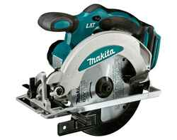 Makita 18v Cordless 165mm Circular Saw Skin - DSS610Z