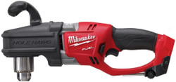 Milwaukee M18 Fuel Cordless 18v Brushless Hole Hawg 13 Right Angle Drill Skin # M18CRAD-0