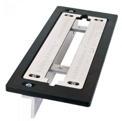 Trend Fully Adjustable Trade Lock Recessing Jig - LOCK/JIG/B