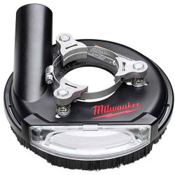 Milwaukee 100mm - 125mm 4-5 Universal Surface Grinding Dust Shroud #49-40-6100