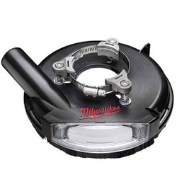Milwaukee 180mm 7 Universal Surface Grinding Dust Shroud #49-40-6105